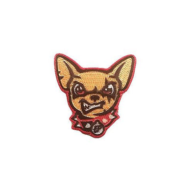El Paso Chihuahuas HAT PATCH- HEAD LOGO