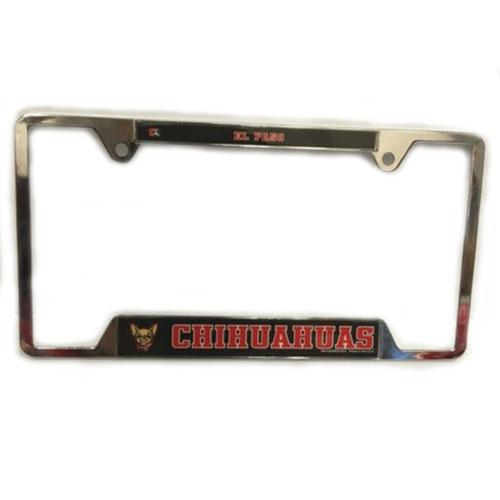 Wincraft El Paso Chihuahuas License Plate Frame