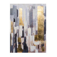 Oil painting large size modern painting Abstract Art golden hand painted canvas art for home decoration wall art pictures