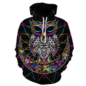 Digital Printing Casual Jacket