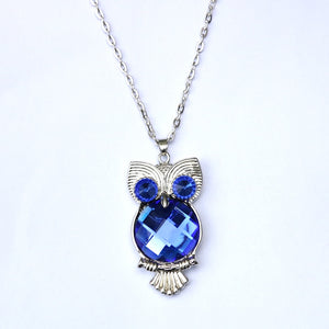 Shiny Crystal Necklace