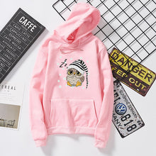 Load image into Gallery viewer, Women Owl Hoodie