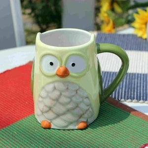 Embossed Hand Drawing Mug