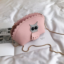 Load image into Gallery viewer, Cute Owl Mini Hand Bag