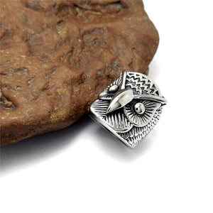 Punk Rock Stainless Steel Ring