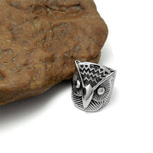 Load image into Gallery viewer, Punk Rock Stainless Steel Ring