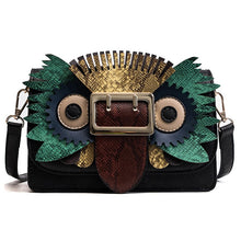 Load image into Gallery viewer, Wild Owl Bag