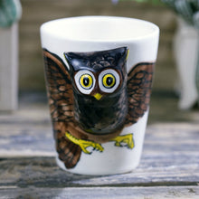 Load image into Gallery viewer, Creative Owl Coffee Mug