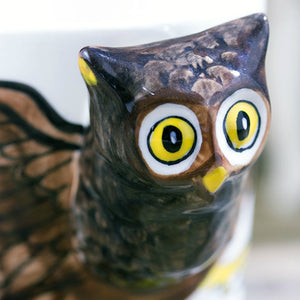 Creative Owl Coffee Mug