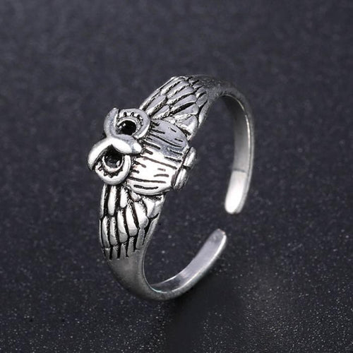 Bohemian Statement Antique Ring