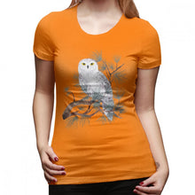 Load image into Gallery viewer, Snowy Owl T-Shirt