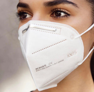 FFP2 Respirators (500 Units) - Cheapest in the UK