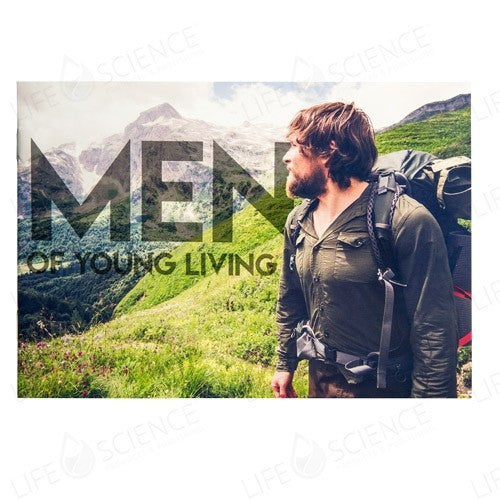 Men of Young Living Book - Life Science Publishing & Products Hong Kong and Asia