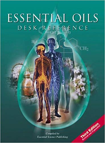 3rd Edition Essential Oils Desk Reference (English) - Life Science Publishing & Products Hong Kong and Asia