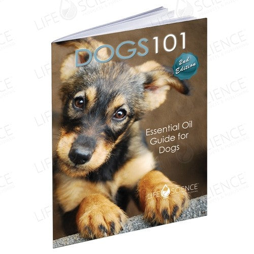 Dogs 101 Mini Booklet - 2nd Edition - Life Science Publishing & Products Hong Kong and Asia
