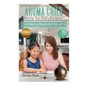 Aroma Child - 2nd Edition (English) - Discover Health & Lifestyle Asia
