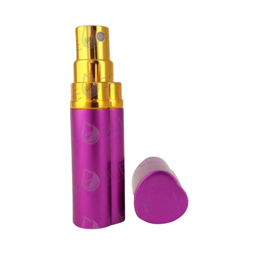 5 ml Heart Shaped Purple Atomizer - Discover Health & Lifestyle Asia