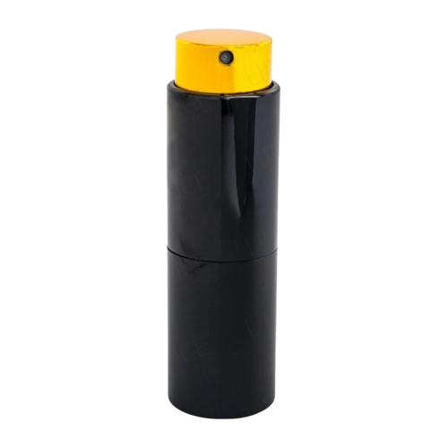 8 ml Black Atomizer with Gold Twist - Discover Health & Lifestyle Asia