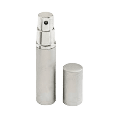 Atomizer With Silver Metal Shell - Discover Health & Lifestyle Asia