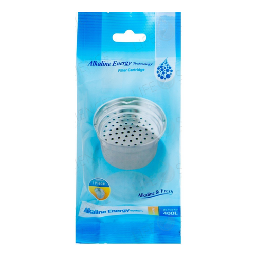 Replacement Filter for Steel Alkaline Water Bottle - Discover Health & Lifestyle Asia