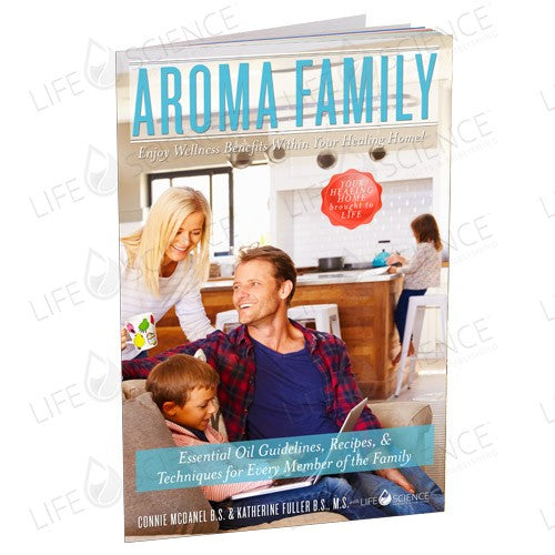 Aroma Family - Life Science Publishing & Products Hong Kong and Asia