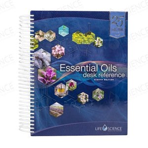 8th Edition Essential Oils Desk Reference - Life Science Publishing & Products Hong Kong and Asia