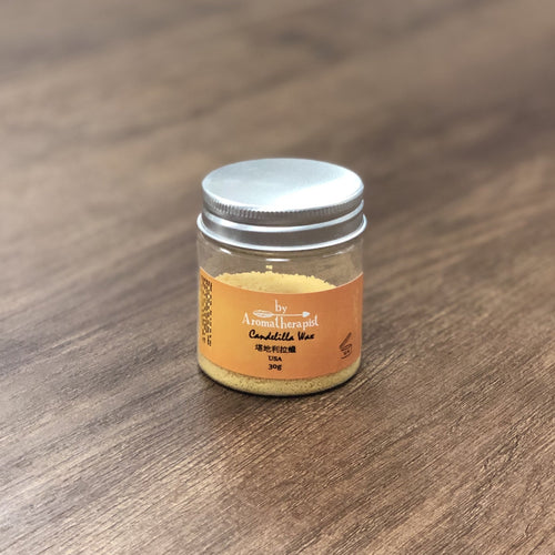 Candelilla Wax 堪地利拉蠟 (30g) - Life Science Publishing & Products Hong Kong and Asia