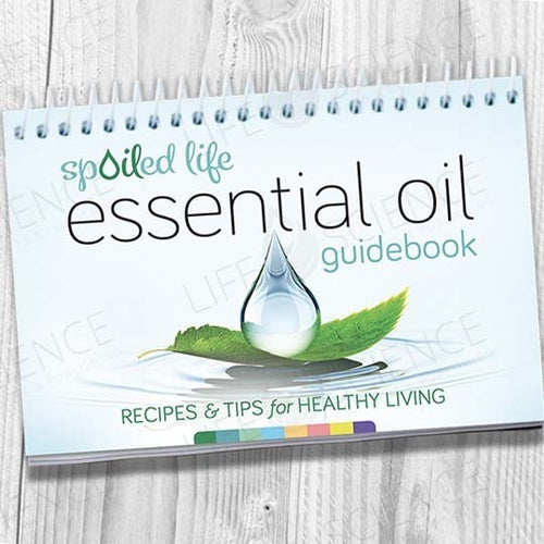 Spoiled Life Essential Oil Guidebook - Life Science Publishing & Products Hong Kong and Asia