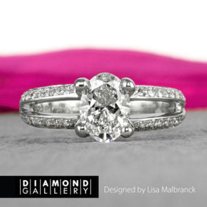 Engagement Rings by Diamond Gallery