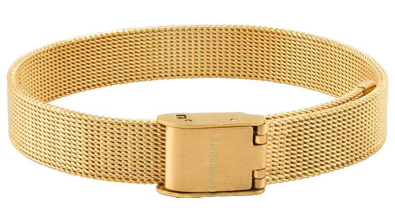 """Forever Faithful"" Mesh Bracelet"