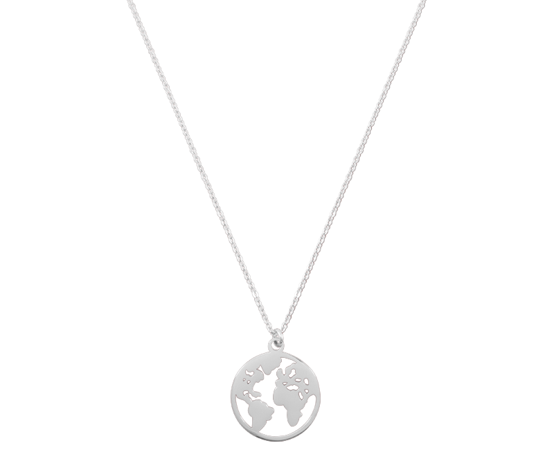 """Globetrotter"" - Necklace"