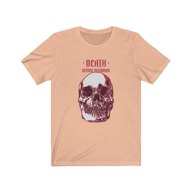 """Death Before Dishonor"" Short Sleeve Tee - The Brothers N Arms"