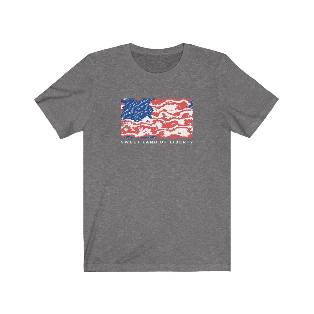"""Sweet Land of Liberty"" Short Sleeve Tee - The Brothers N Arms"