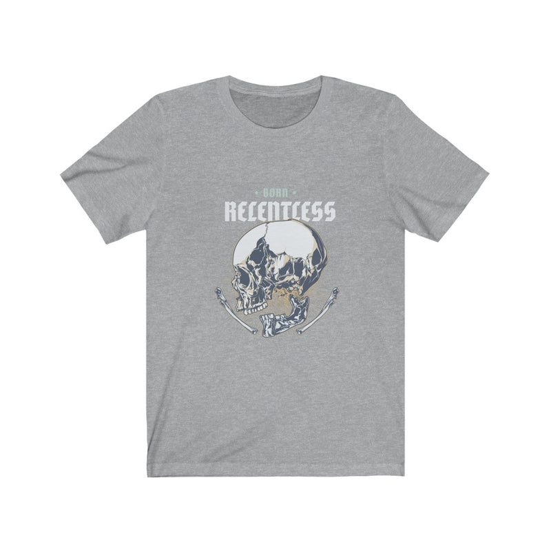 """Born Relentless"" Short Sleeve Tee - The Brothers N Arms"