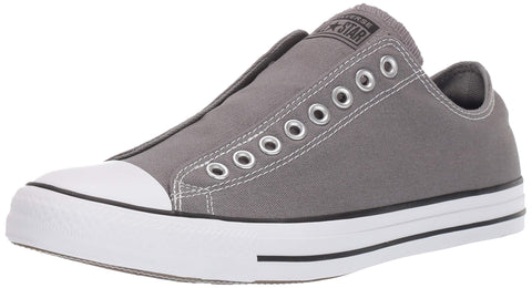 Converse Chuck Taylor All Star Slip-on Low Top Sneaker, Mason/White/Black, 4.5 M US