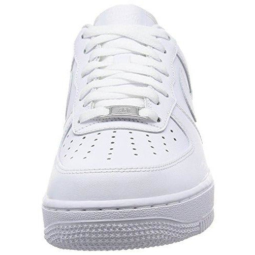 Nike Men's Air Force 1 '07 Basketball Shoe US, White/White)