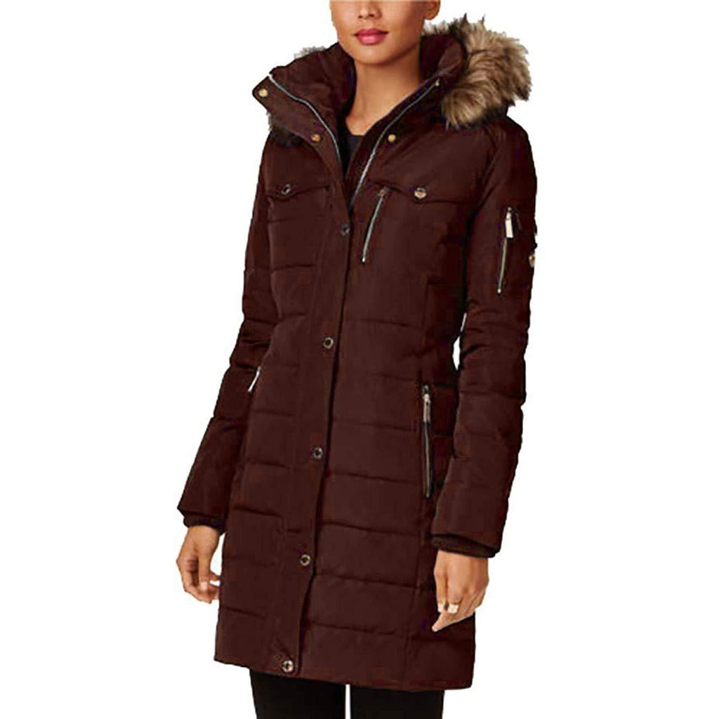 Michael Kors Chocolate Down Coat