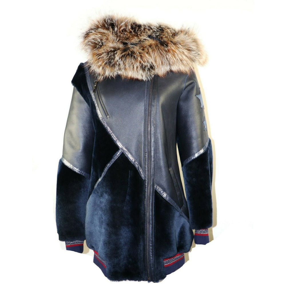 Jakel Paris Women's Shearling Coat