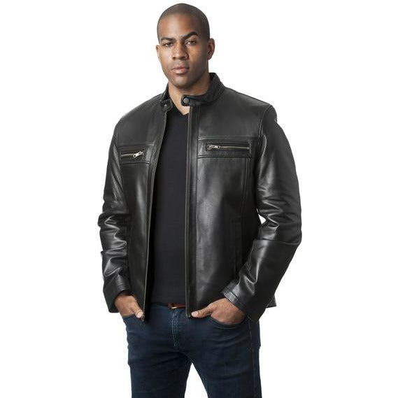 Mason & Cooper  James Leather Jacket