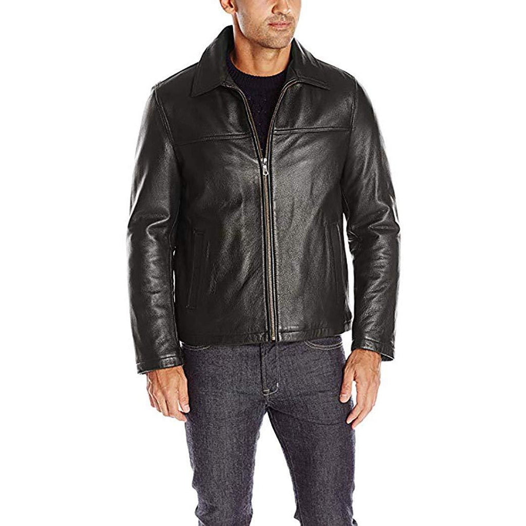 Whet Blu Men's Cowhide Leather Jacket