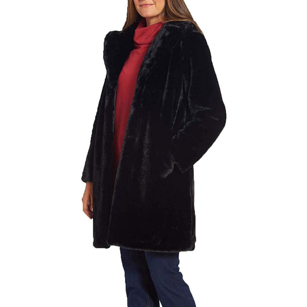 Jones New York Women's Fur Coat