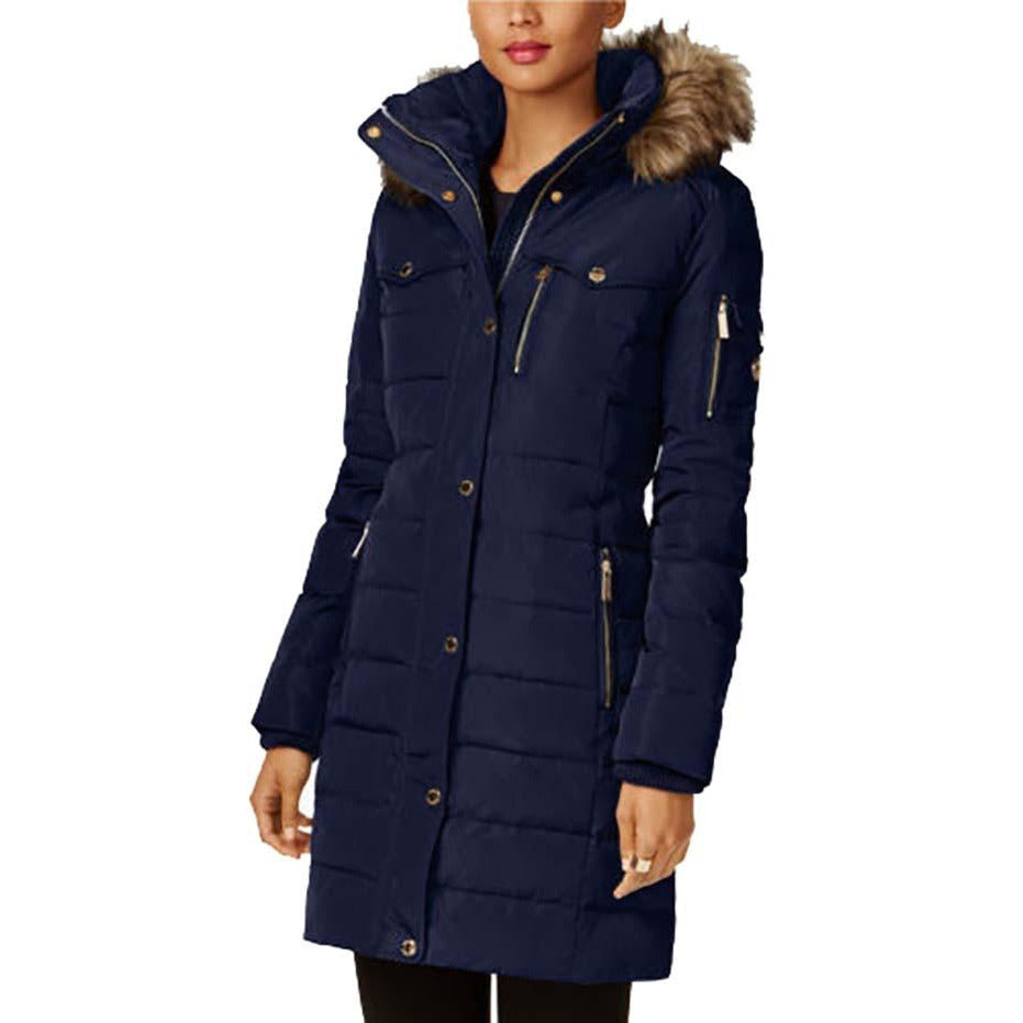 Michael Kors Chest Pocket Down Coat