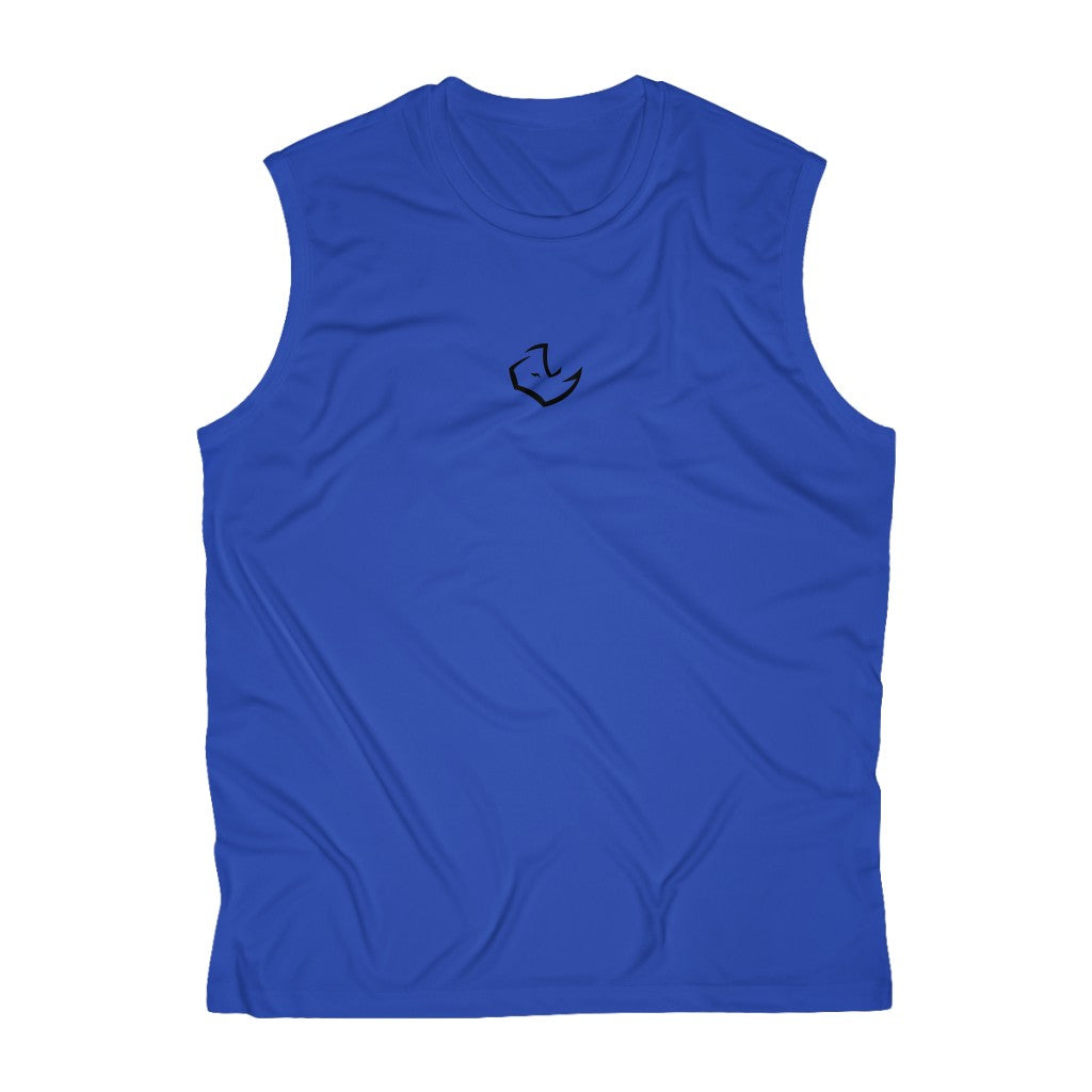 True Royal Men's Sleeveless Performance Dri-fit