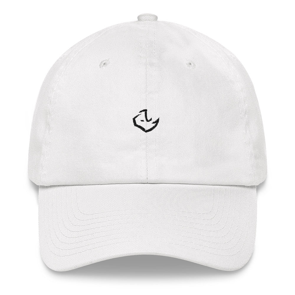 All White Everything Cap