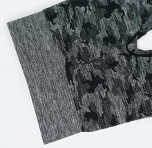 Load image into Gallery viewer, Seamless Camo Leggings