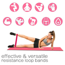 Load image into Gallery viewer, CEROS Fit Resistance Bands Set