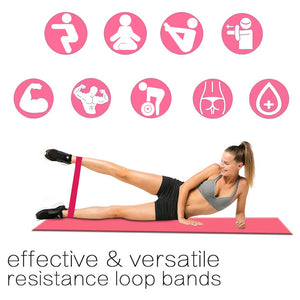CEROS Fit Resistance Bands Set