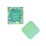 Mint & Cucumber Natural Silk Soap
