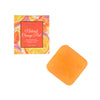 Natural Orange Peel Silk Soap