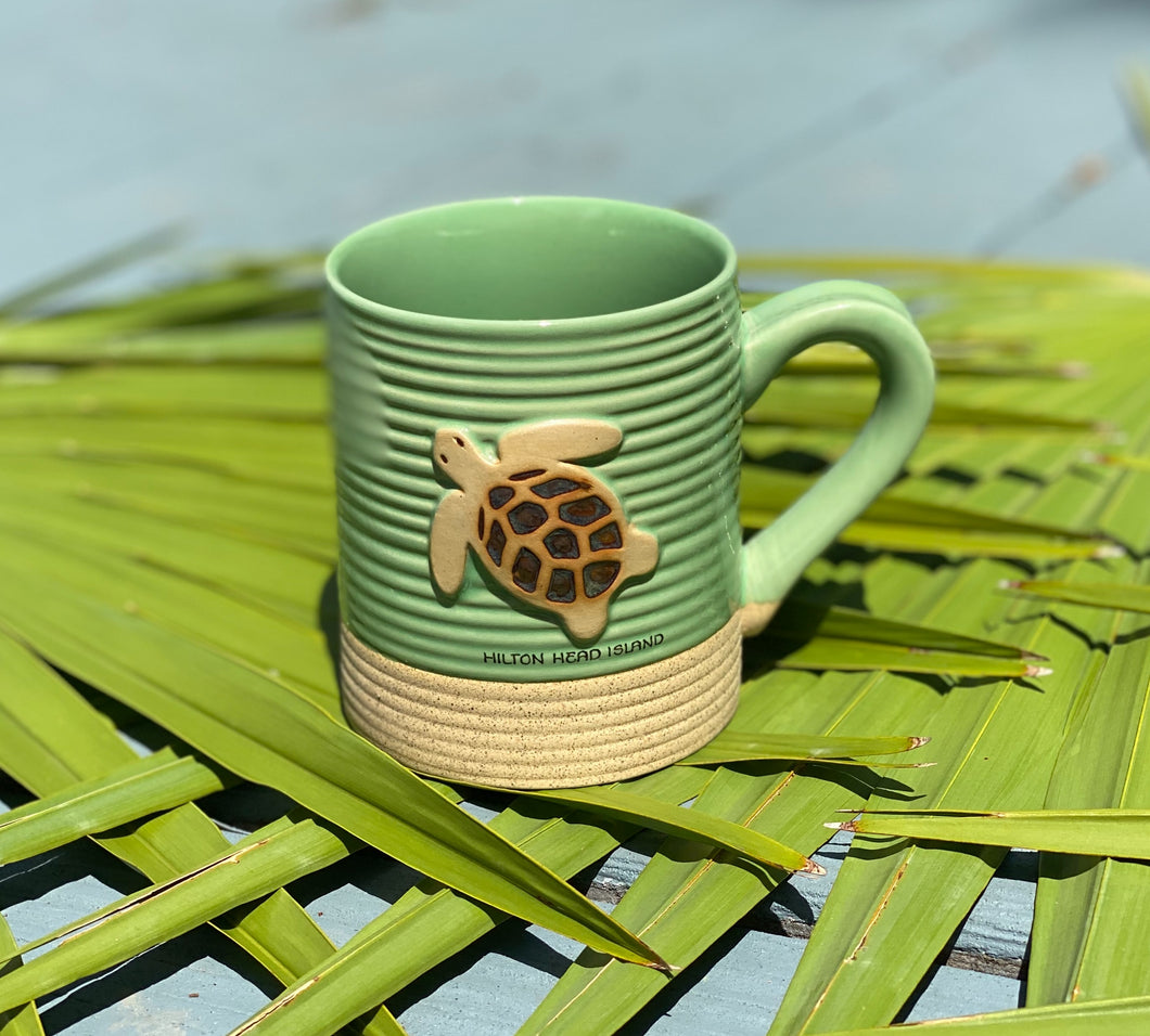 Turtle Coffee Cup